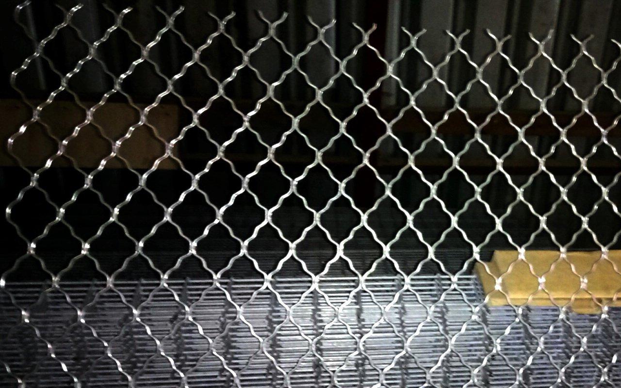 декоративную металлическую решетку купить